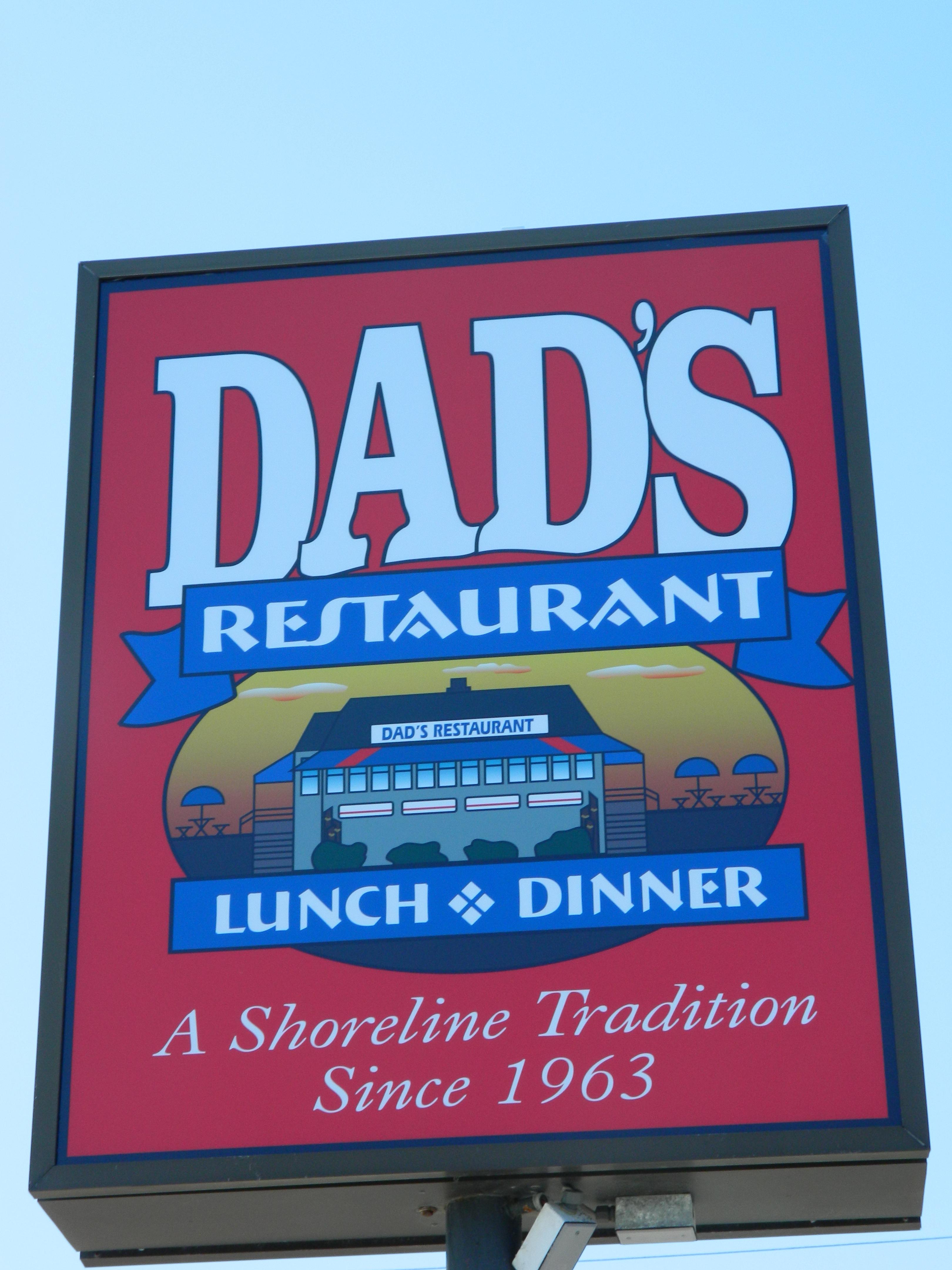 Destination Dads Restaurant On Main Street In Nianticct