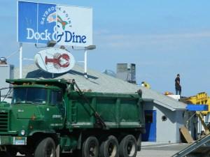 Dock & Dine Rebuilding - Again
