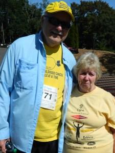 Pat Scott and Ann Walsh.