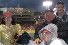 Replay - Another sweet memory of Fenway Park....