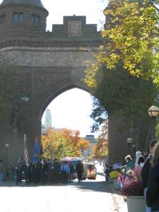 Hartford, Connecticut  Veterans Day Parade 2012.