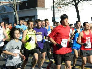 Manchester Road Race        2012