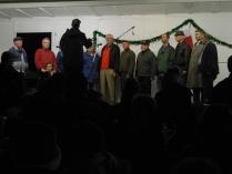 Silk City Barber Shop Chorus.