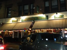 It's  'happening' at Mulberry Street