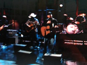 "From The Tonight Show with Jay Leno - Garth Brooks perfroms ""The Dance."""