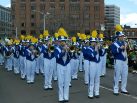 Hartford Magnet Trinity College Academy Band.