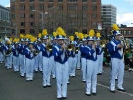 Hartford Magnet Trinity College Academy Band.