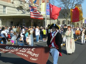 Nathan Hale Fife and Drums Coventry, CT.