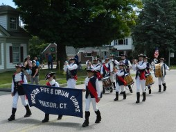 Windsor CT. Fife & Drum Corps.