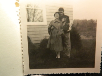 John Jr. and Jane - an enduring love.