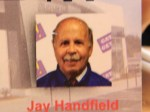 Jay Hanfield, son of Remy Hanfield, ran the grinder store with his father for many years.