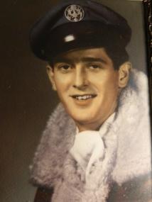 John F. Bennett, Jr. USAF 1950s