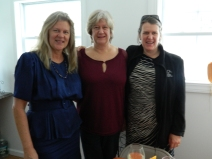 Sisters - Melane, Karen and Susan.