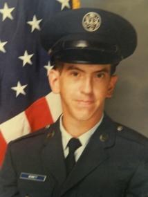 Lance Preston Bennett USAF
