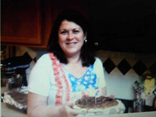Her granddaughter Donna's Dutch Apple Pie has been added to Mom's Recipe Box.