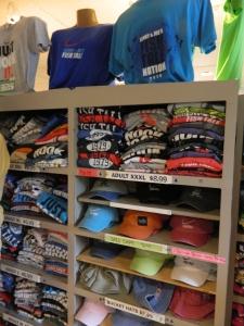 The ever popular Lenny & Joe's tee-shirts.