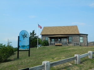 Meig's Nature Center.