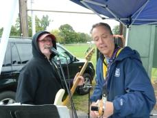 Doug Bradley on bass, Randy Rydzowsk lead/rhythm guitar.