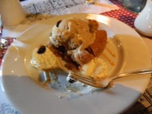 Brown Sugar Cake.