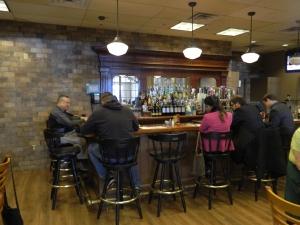 Rein's bar.