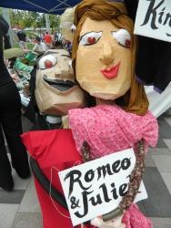 Romeo, Romeo, where for art thou Romeo?