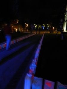 """Walk of Light"" 2011."